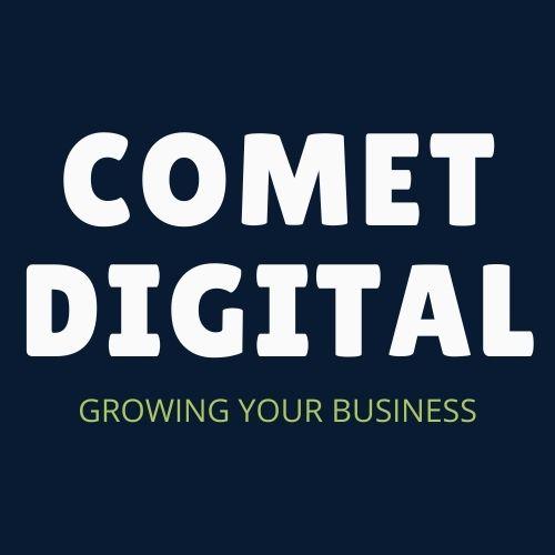 Background leaf - Comet DIgital Solutions.
