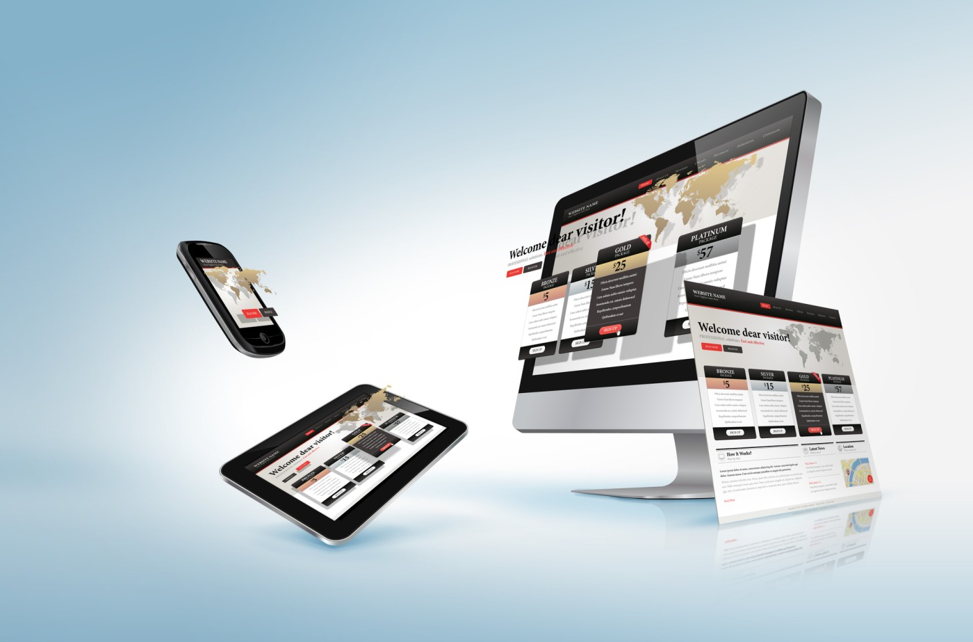 The best website design Northern Rivers has on offer